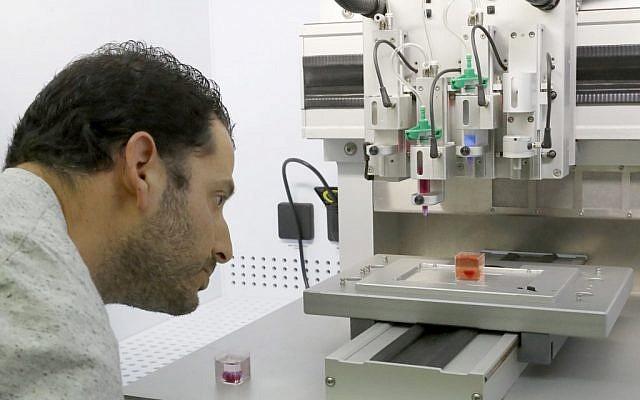 Израильские учёные впервые в мире напечатали живое сердце - 4
