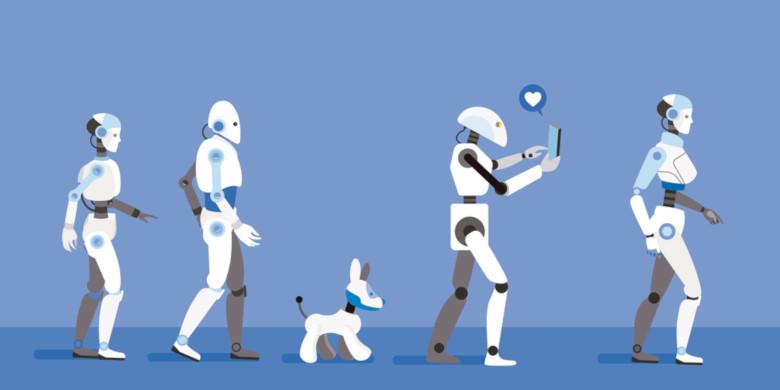 Как сделать первые шаги в робототехнике? - 1