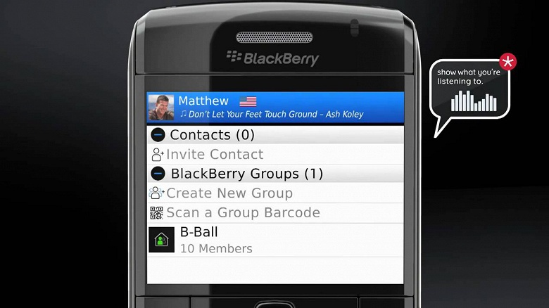 Легендарное приложение BlackBerry Messenger будет закрыто в конце мая