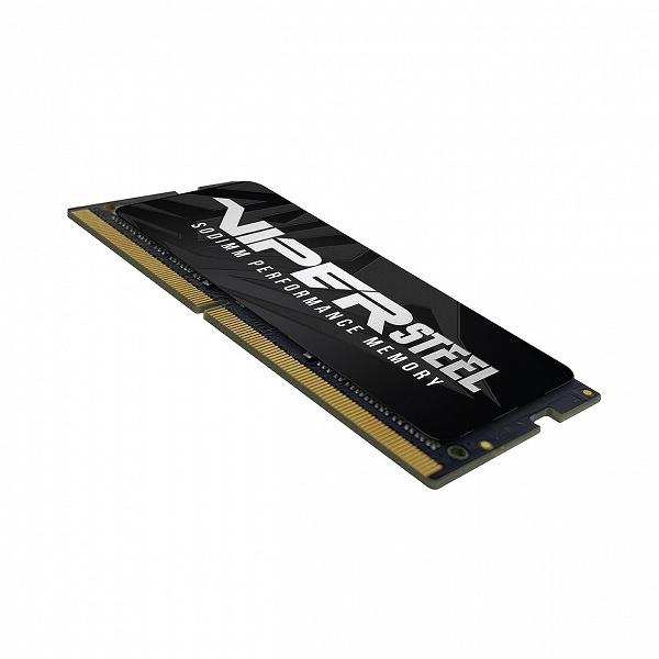 Модули памяти Viper Steel DDR4 SODIMM продаются по одному