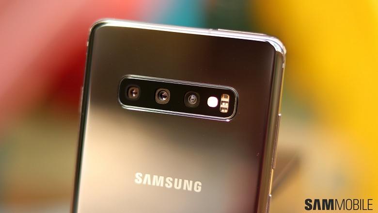 Обновляемся. Смартфоны Samsung Galaxy S10 получили специальный ночной режим съёмки