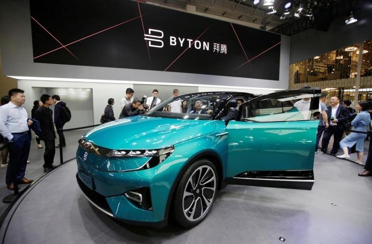 Серийное производство китайского ответа Tesla начнётся в июле