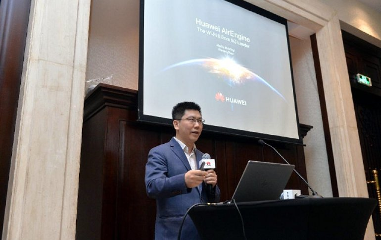 AirEngine — новый бренд Huawei