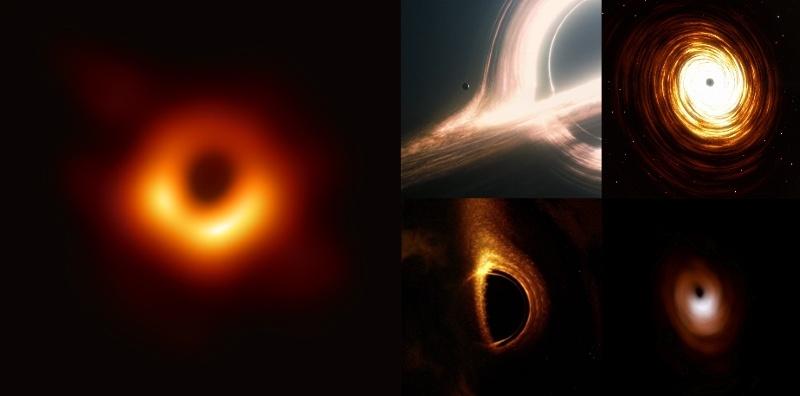 Как увидеть черную дыру? - 1