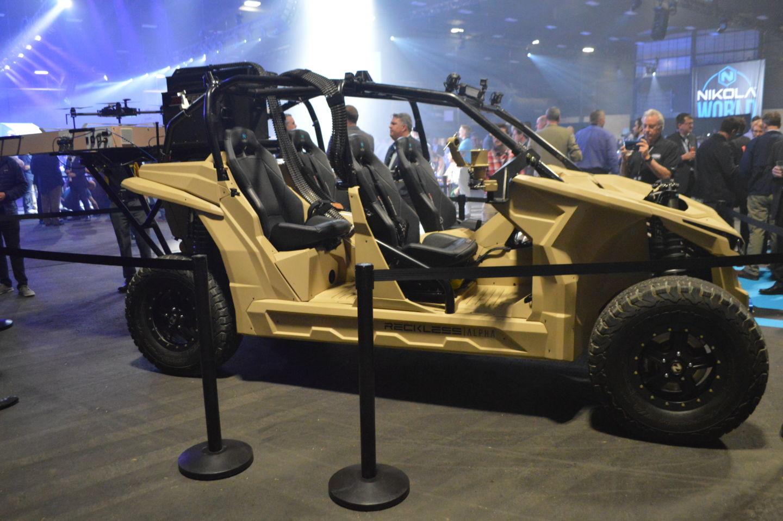 Компания Nikola Motor представила два электрогрузовика и кое-что еще - 5