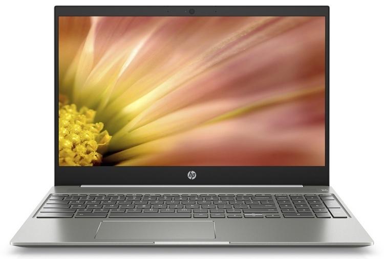 Ноутбук HP Chromebook 15 обеспечивает до 13 часов автономной работы