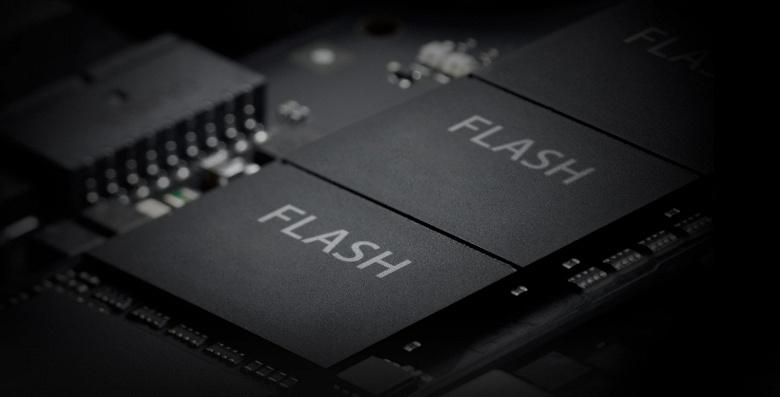 Падение цен на флеш-память NAND замедляется