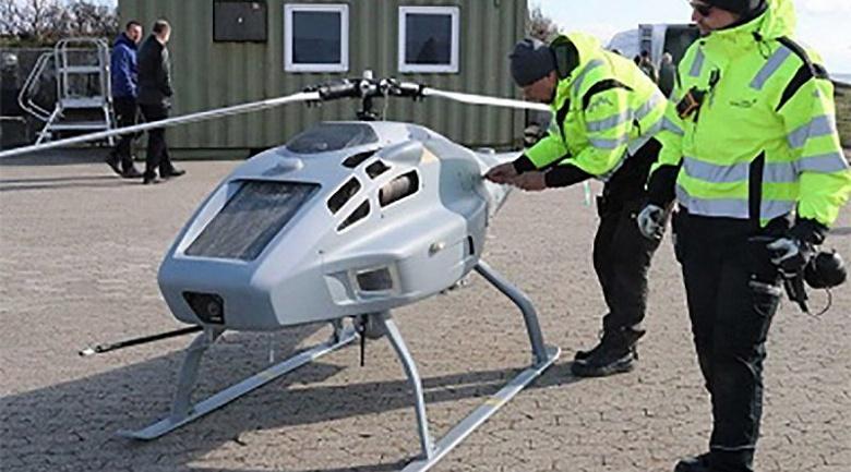Дроны на страже экологии. В Дании беспилотные летательные аппараты будут отслеживать уровень выбросов серы у танкеров