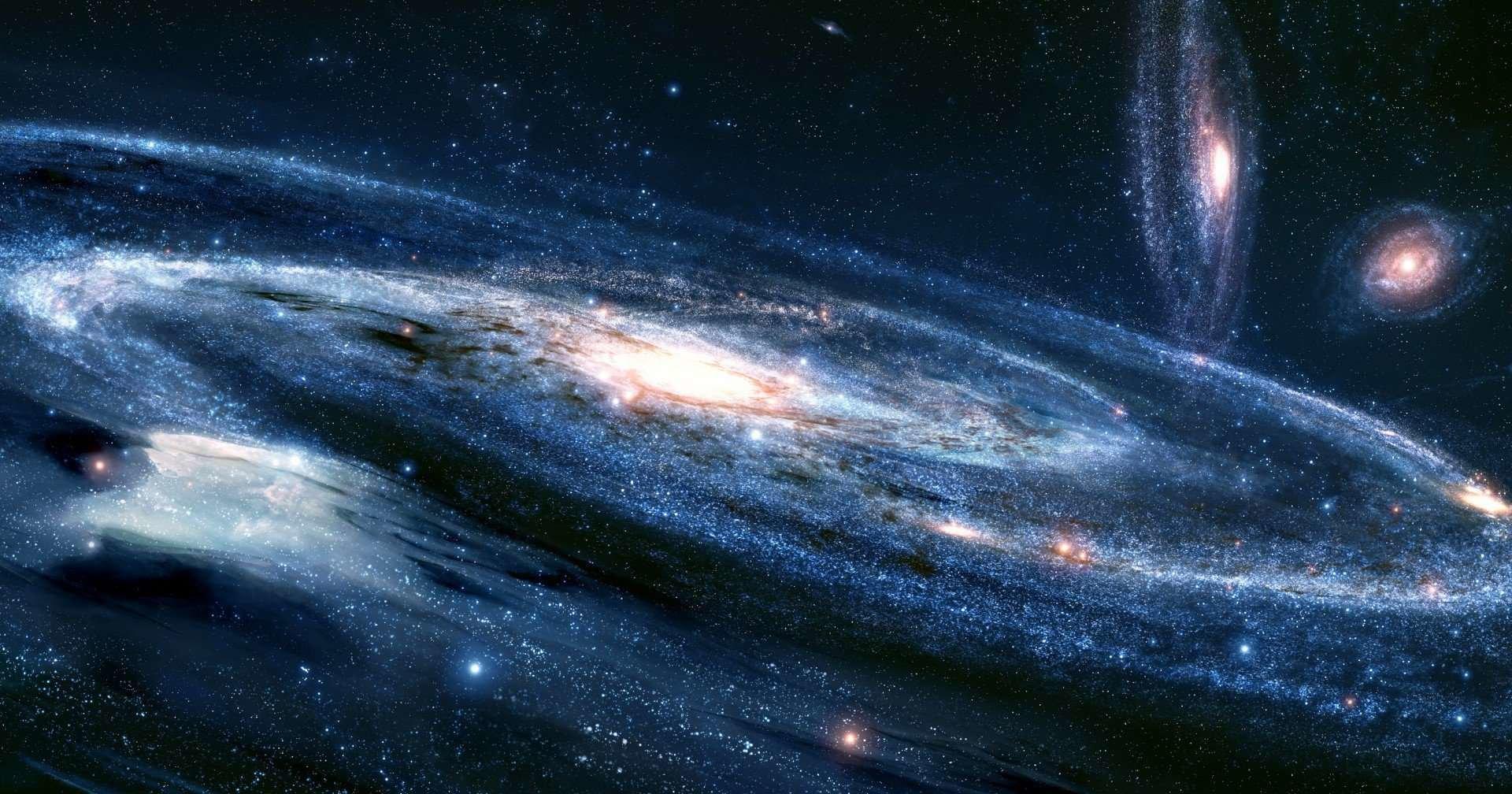 Как соотносятся молекула и Вселенная