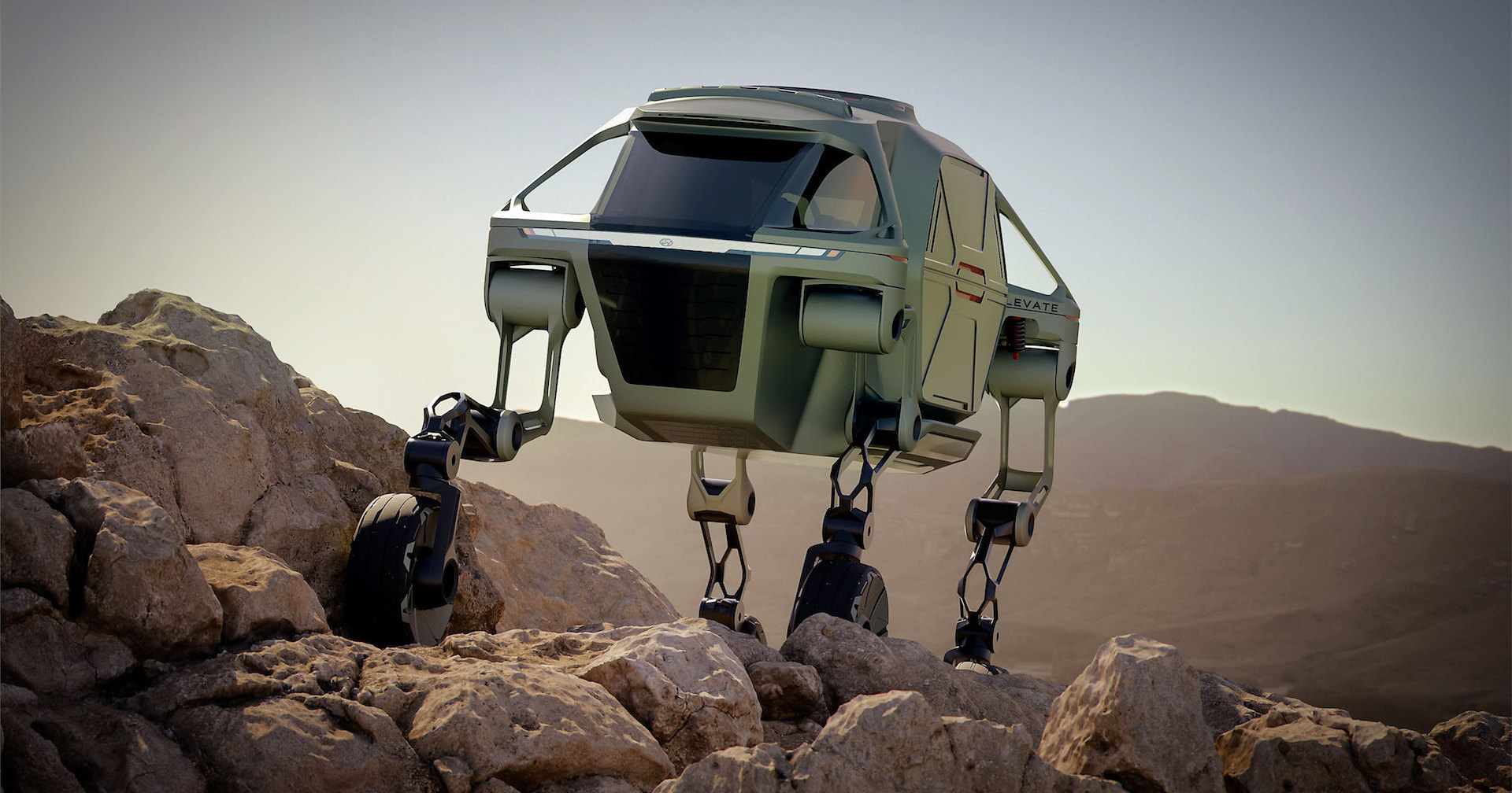 Машины будущего: а где здесь руль?