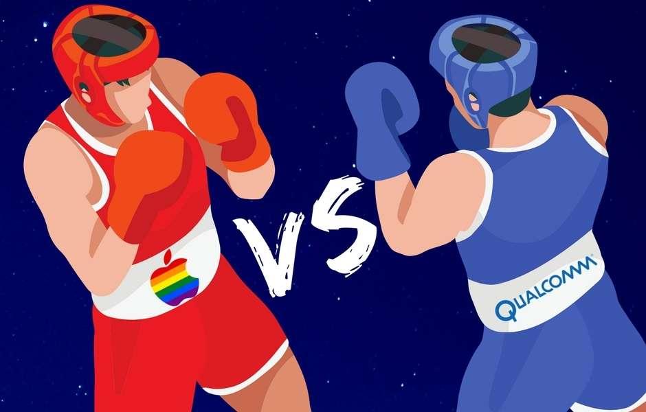 Справочная: почему Apple и Qualcomm ссорились, а потом помирились - 1