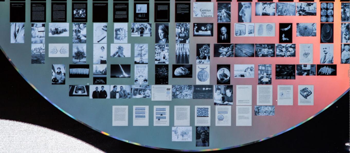 Лунная миссия «Берешит» — начаты поиски первой лунной библиотеки после аварии ее носителя - 16
