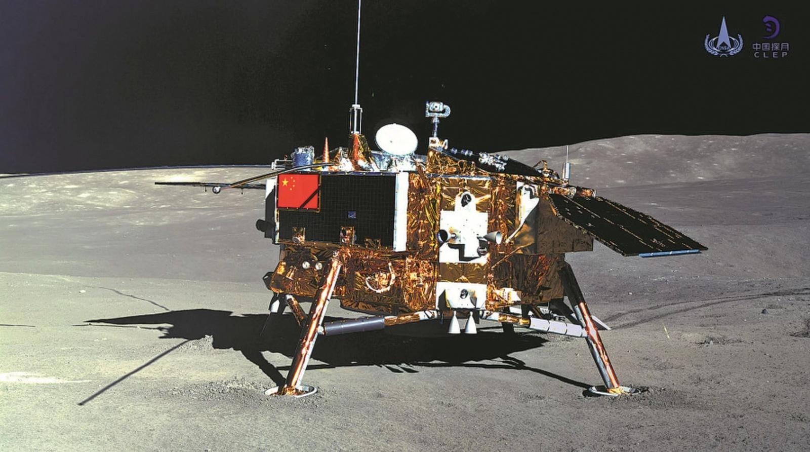 Лунная миссия «Берешит» — начаты поиски первой лунной библиотеки после аварии ее носителя - 39