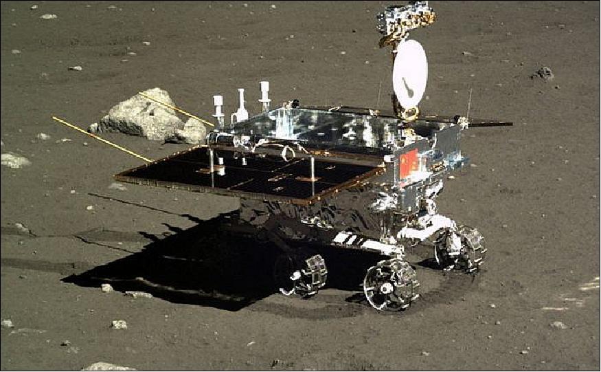Лунная миссия «Берешит» — начаты поиски первой лунной библиотеки после аварии ее носителя - 40