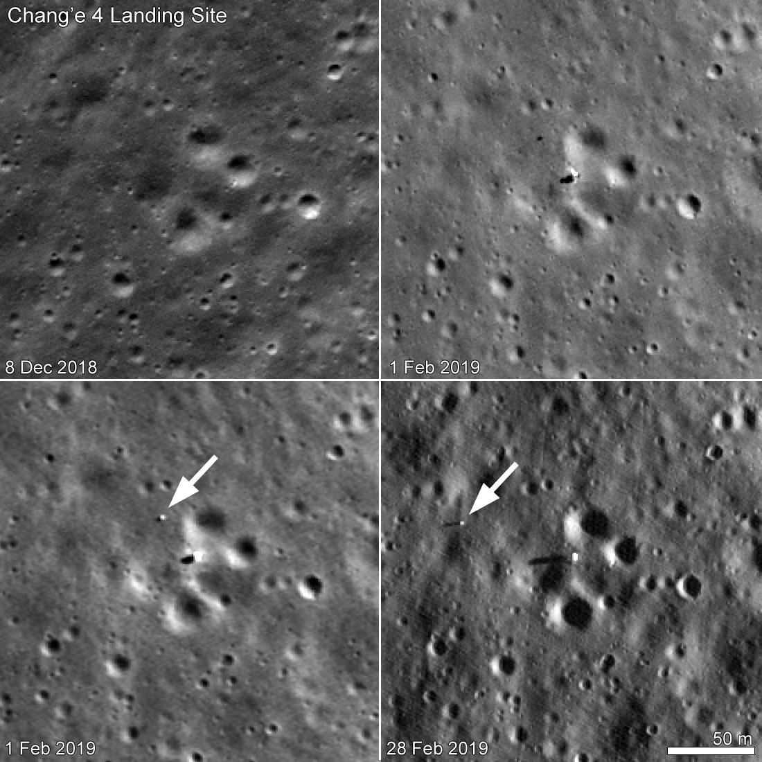 Лунная миссия «Берешит» — начаты поиски первой лунной библиотеки после аварии ее носителя - 41