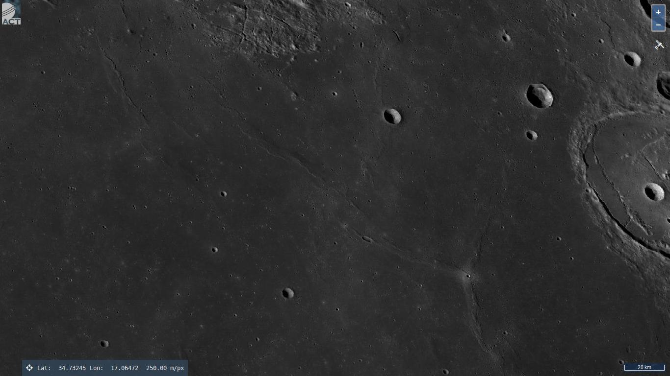 Лунная миссия «Берешит» — начаты поиски первой лунной библиотеки после аварии ее носителя - 43
