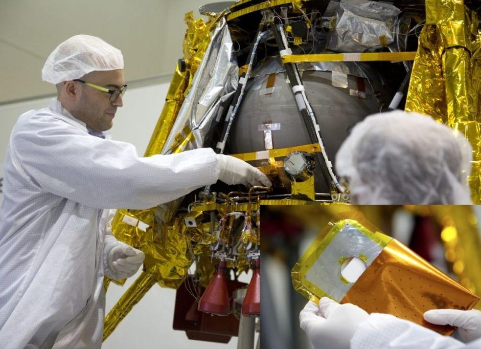 Лунная миссия «Берешит» — начаты поиски первой лунной библиотеки после аварии ее носителя - 1