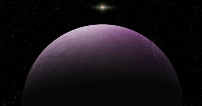 Самый дальний объект Солнечной системы