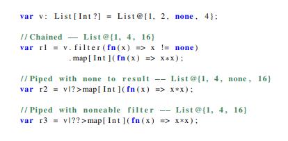 Язык Bosque — новый язык программирования от Microsoft - 1