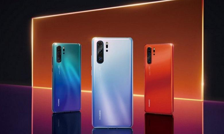 Huawei ставит новые рекорды. Продажи смартфонов в первом квартале выросли в полтора раза