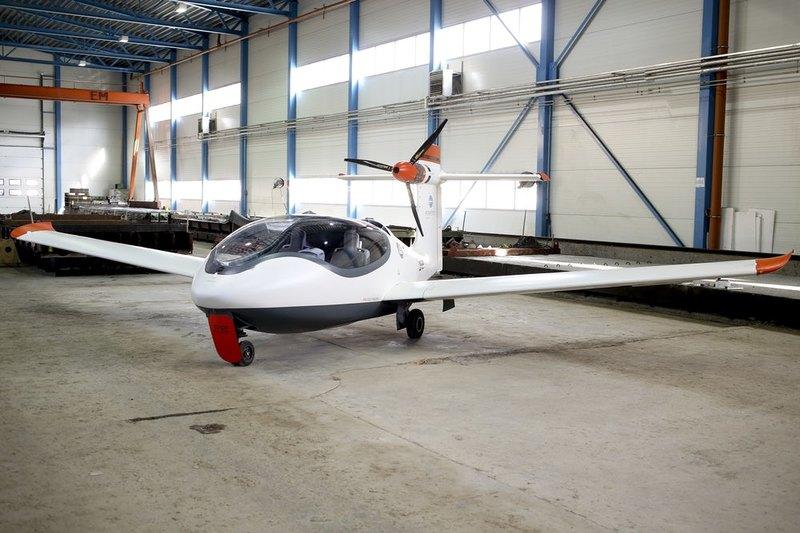Норвежцы испытали электрический самолет-амфибию