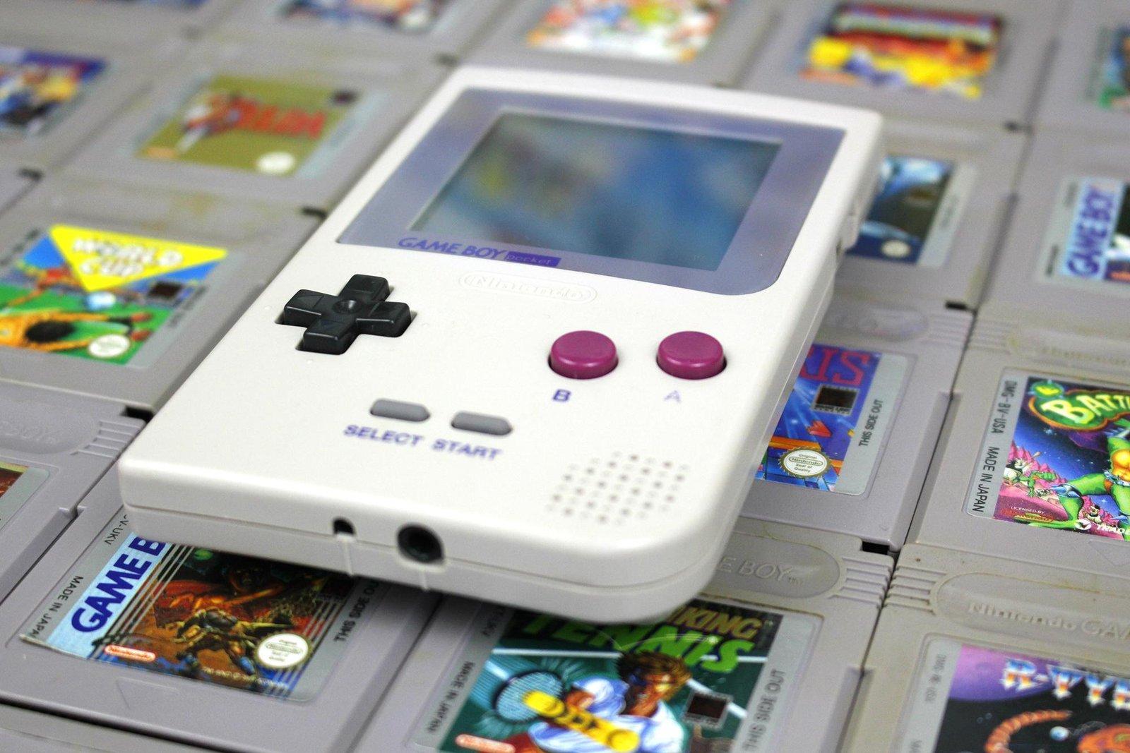 Портативной игровой консоли Nintendo Game Boy исполнилось 30 лет - 1