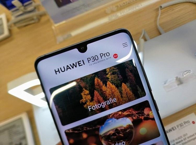 Смартфон Huawei P30 Pro отправляет запросы на китайские серверы