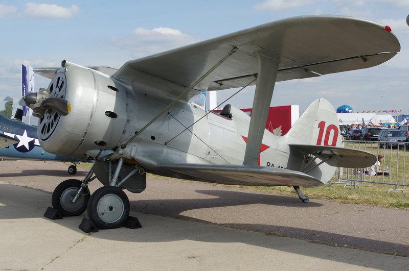 Советский самолет с непростой судьбой: И-153 «Чайка»