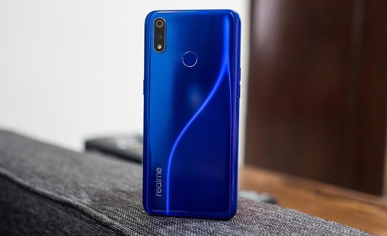 У Redmi Note 7 Pro такого нет. Смартфон Realme 3 Pro за 260 долларов предположит 8 ГБ ОЗУ и 128 ГБ флэш-памяти