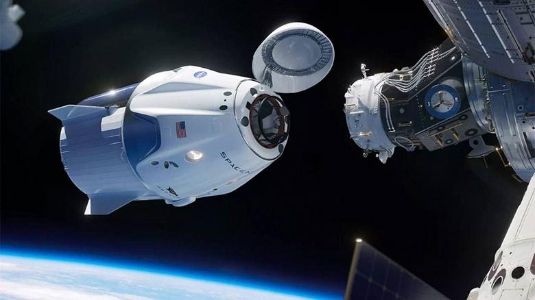 Видео дня: «аномалия» во время испытаний космического корабля SpaceX Crew Dragon