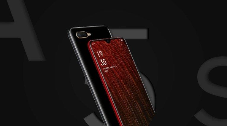 За 145 долларов смартфон Oppo A5s предлагает 2 ГБ ОЗУ и большой аккумулятор