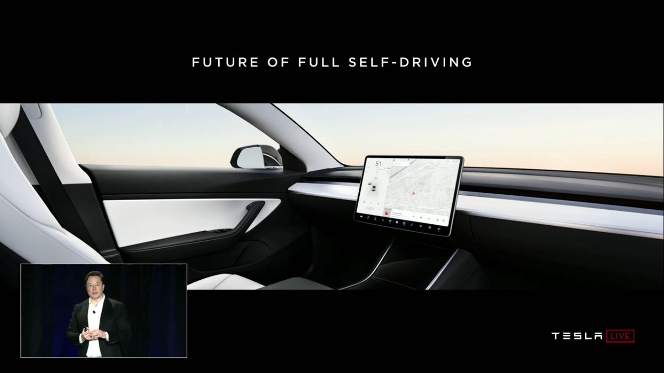 Tesla Autonomy Investor Day: новый компьютер Tesla FSDC (Full Self-Driving Computer), полноценный автопилот, роботакси - 16