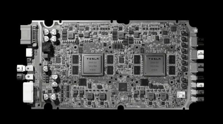 Tesla Autonomy Investor Day: новый компьютер Tesla FSDC (Full Self-Driving Computer), полноценный автопилот, роботакси - 3