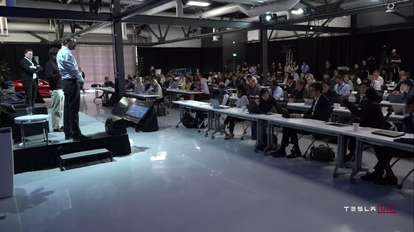 Tesla Autonomy Investor Day: новый компьютер Tesla FSDC (Full Self-Driving Computer), полноценный автопилот, роботакси - 36