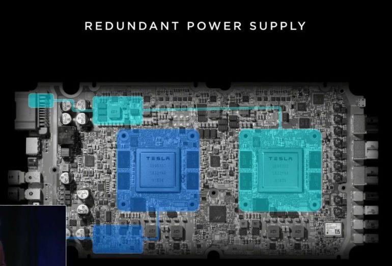 Tesla Autonomy Investor Day: новый компьютер Tesla FSDC (Full Self-Driving Computer), полноценный автопилот, роботакси - 5