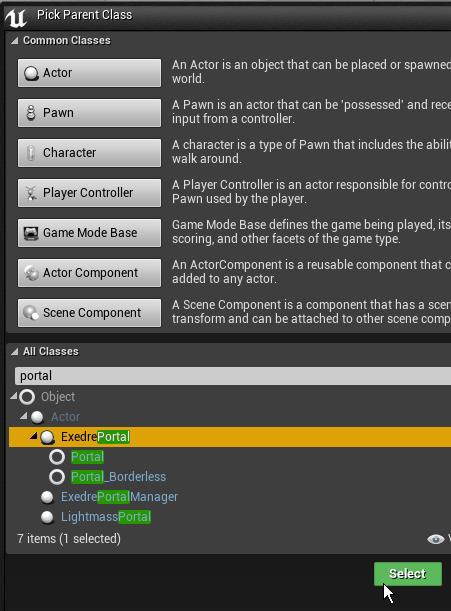 Thinking with Portals: создаём порталы в Unreal Engine 4 - 13