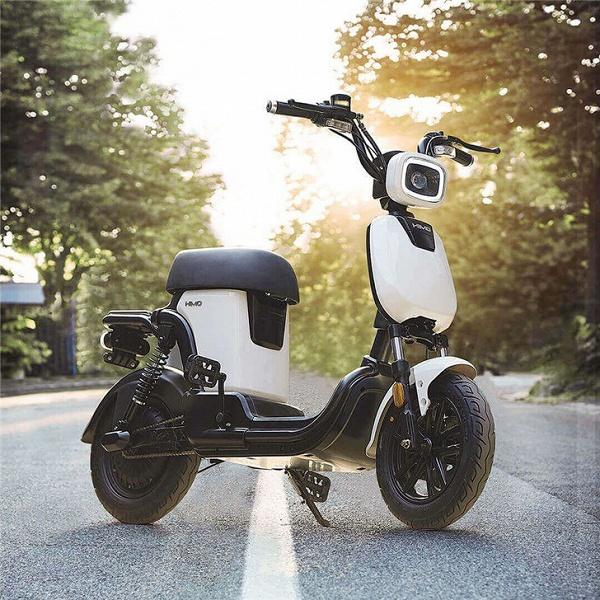 Электрический велосипед с запасом хода до 120 км: Xiaomi представила HIMO electric bicycle T1