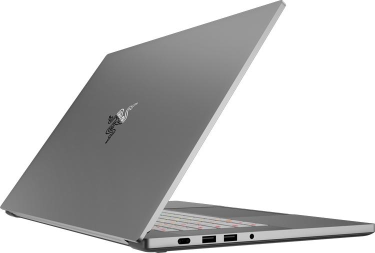Игровой ноутбук Razer Blade 15 получил экран с частотой обновления 240 Гц