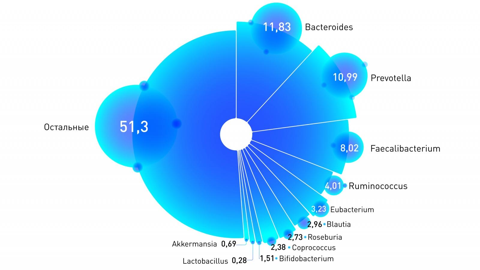 Микробиота. Какие бактерии живут в кишечниках россиян - 2