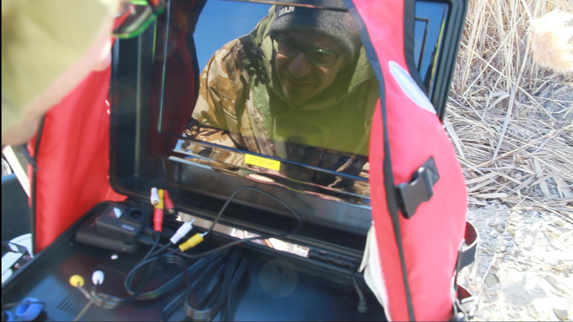 Подводный GPS на подводном роботе: опыт использования - 12