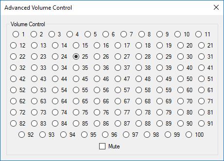 Самый худший UI управления громкостью звука - 19