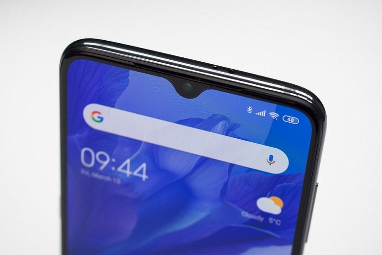 Xiaomi работает над смартфоном со странным вырезом «наоборот»
