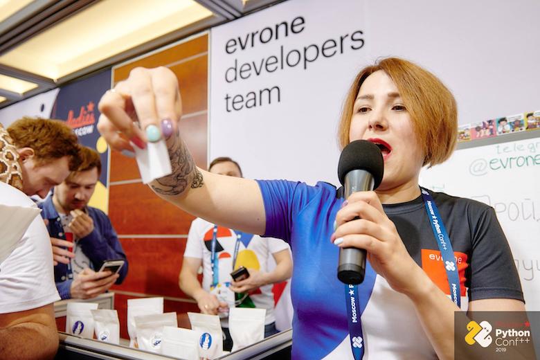 Изюминки прошедшей Moscow Python Conf++ 2019: трансформация в площадку для общения - 10