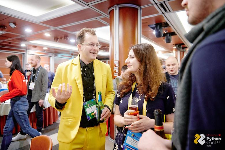 Изюминки прошедшей Moscow Python Conf++ 2019: трансформация в площадку для общения - 12