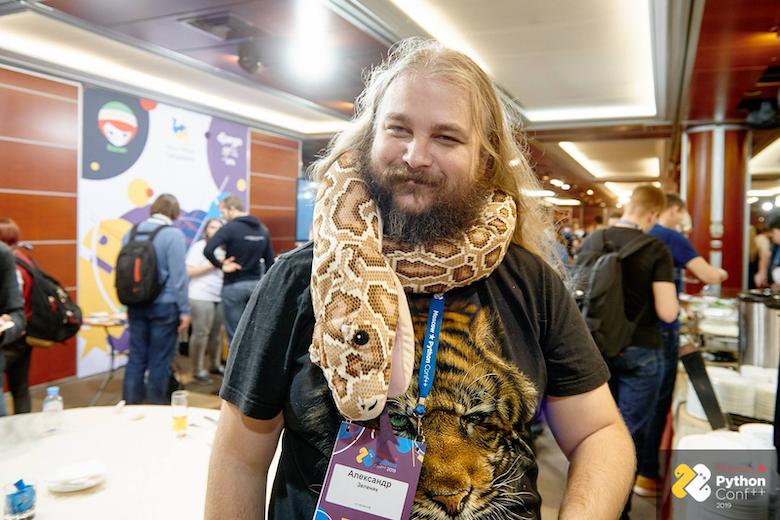 Изюминки прошедшей Moscow Python Conf++ 2019: трансформация в площадку для общения - 13
