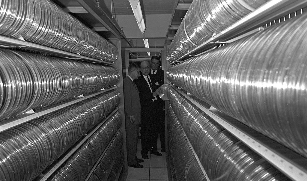 Магнитная лента в 21 веке — как её используют - 2