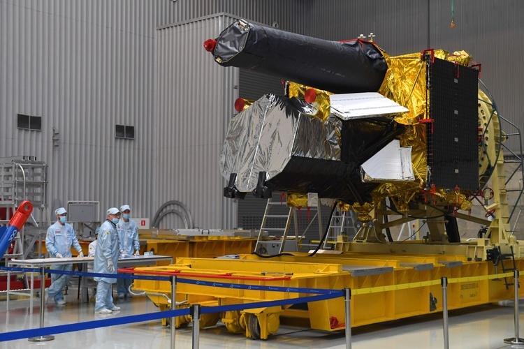 Обсерватория «Спектр-РГ» отправляется на Байконур для июньского запуска