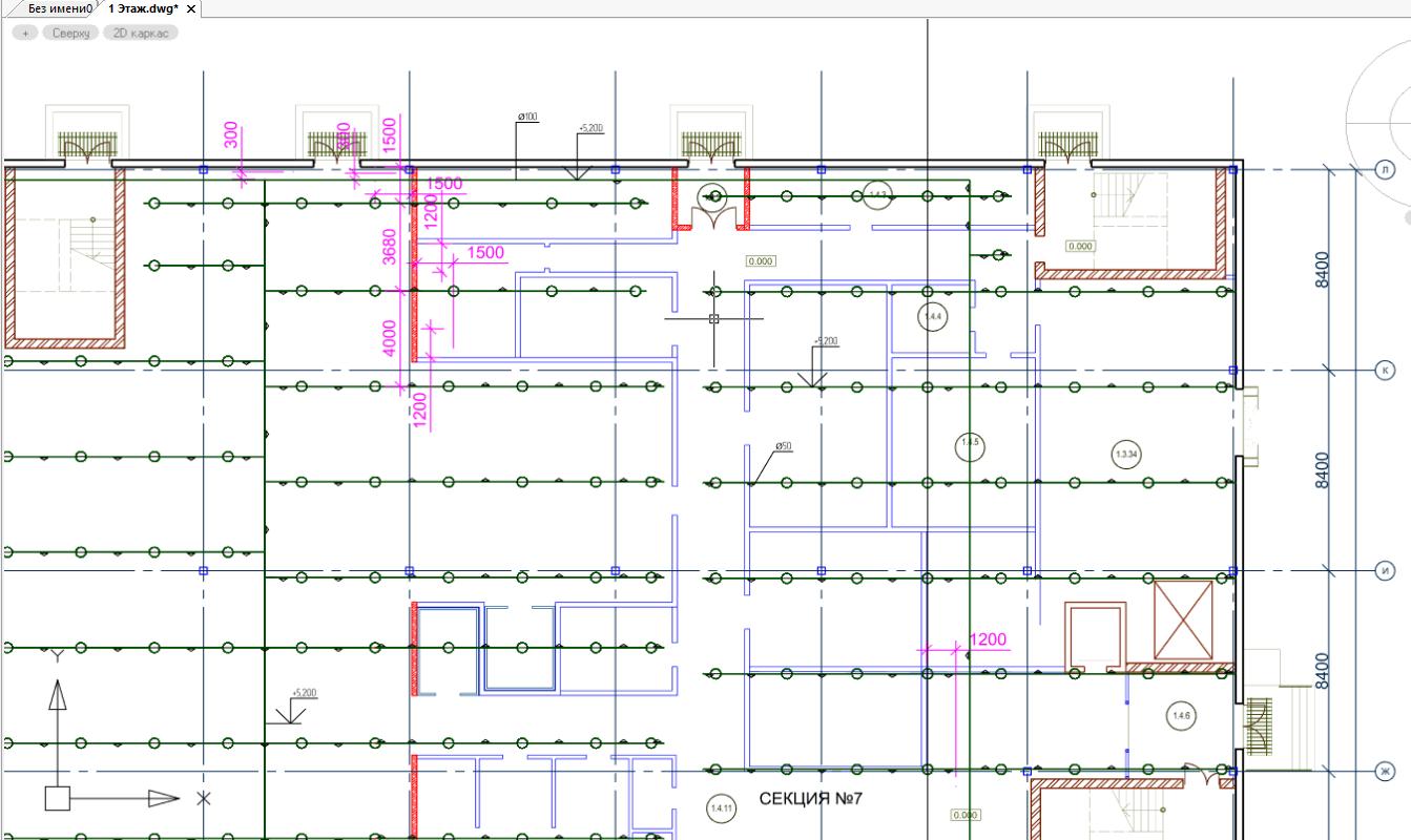 Проектируем спринклерную систему пожаротушения - 13