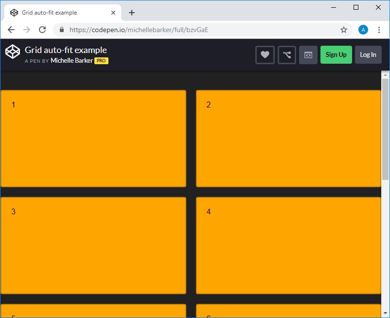Grid или Flexbox? - 3