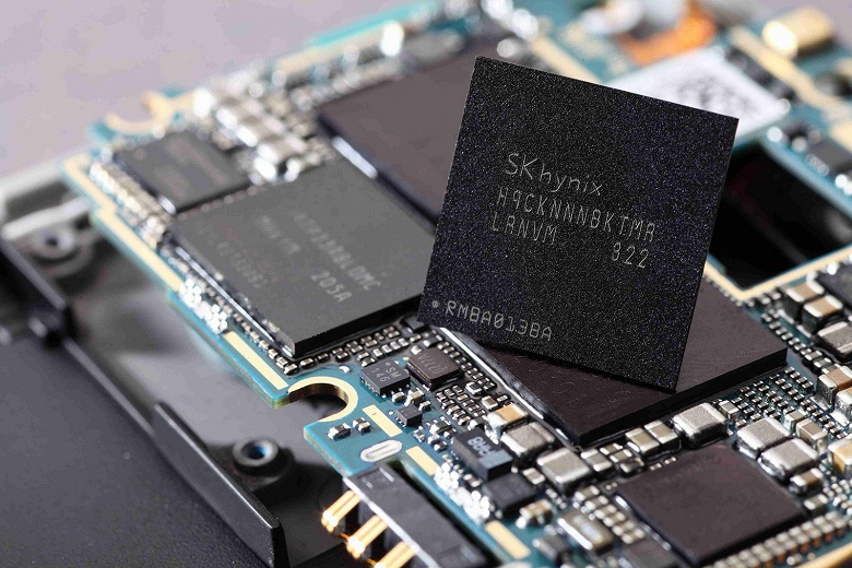 SK Hynix сократит выпуск флеш-памяти NAND более чем на 10%